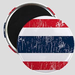 Vintage Thailand Magnet