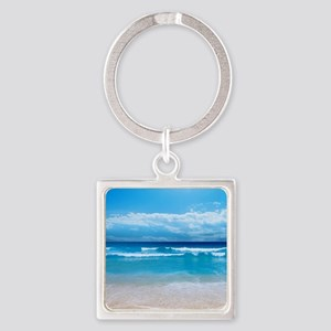 Tropical Wave Keychains