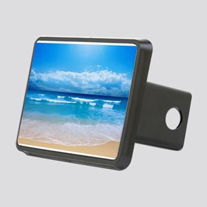 Tropical Wave Hitch Cover