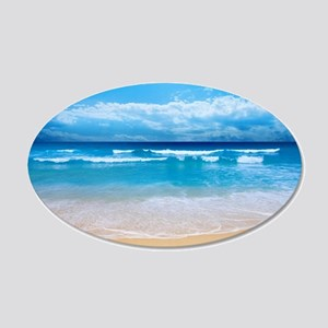 Tropical Wave Wall Decal