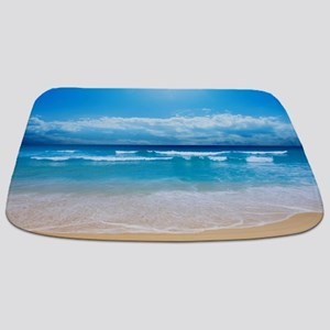 Tropical Wave Bathmat