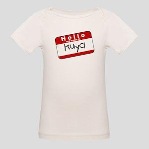 Hello, my name is Kuya T-Shirt