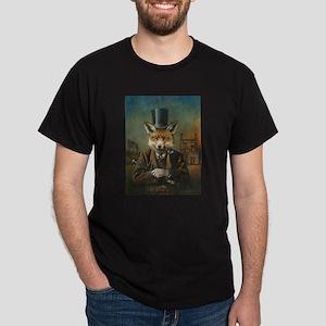 Dapper Victorian Fox T-Shirt