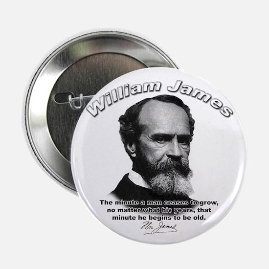 William James 11 Button