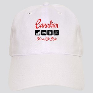 Canadian It's A Life Style Cap