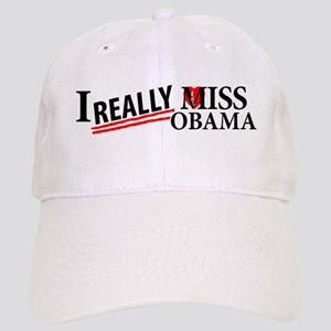 I Really Miss Obama Baseball Cap