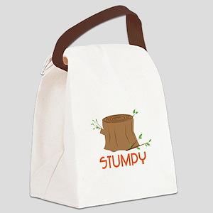 Stumpy Canvas Lunch Bag