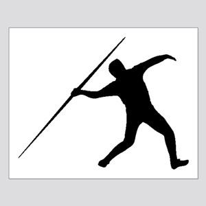Javelin Throw Silhouette Posters