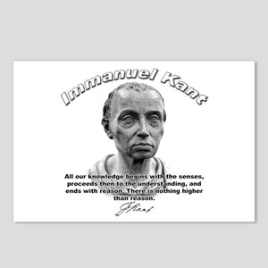 Immanuel Kant 01 Postcards (Package of 8)