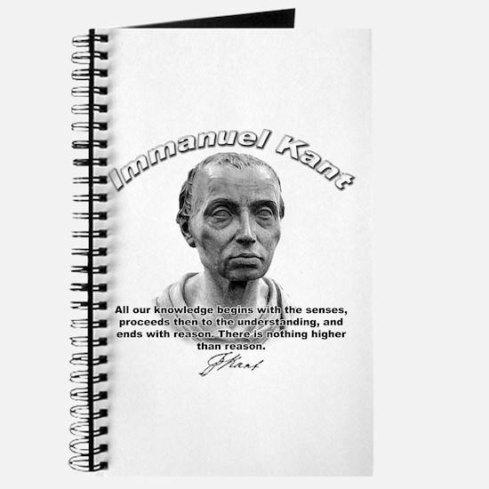 Immanuel Kant 01 Journal