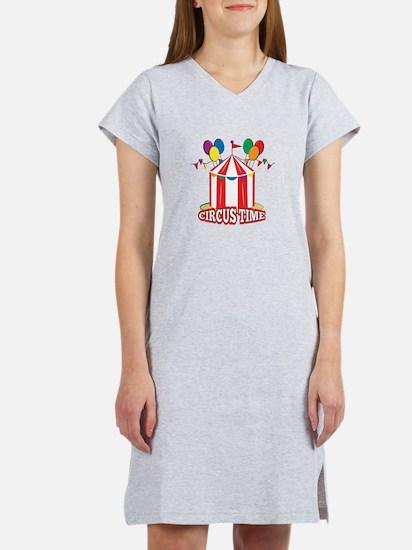 Circus Time Women's Nightshirt