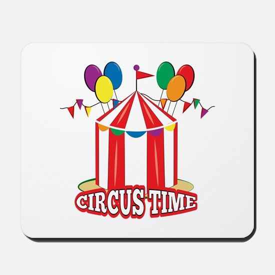 Circus Time Mousepad