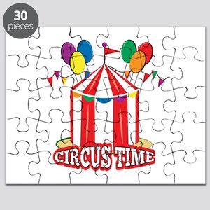 Circus Time Puzzle