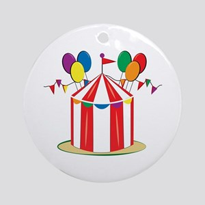 Big Top Ornament (Round)