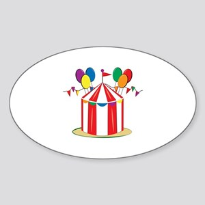 Big Top Sticker