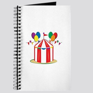 Big Top Journal