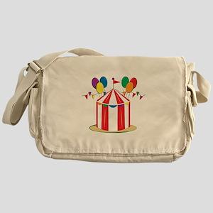 Big Top Messenger Bag