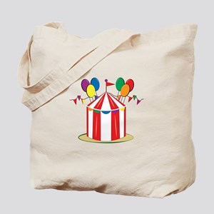 Big Top Tote Bag