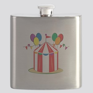 Big Top Flask