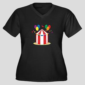 Big Top Plus Size T-Shirt
