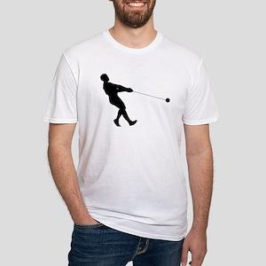 Hammer Throw Silhouette T-Shirt