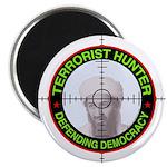 Terrorist Hunter Magnet