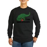 Funny christmas Long Sleeve Dark T-Shirts