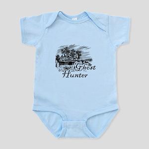 Ghost Hunter Cemetery Infant Bodysuit