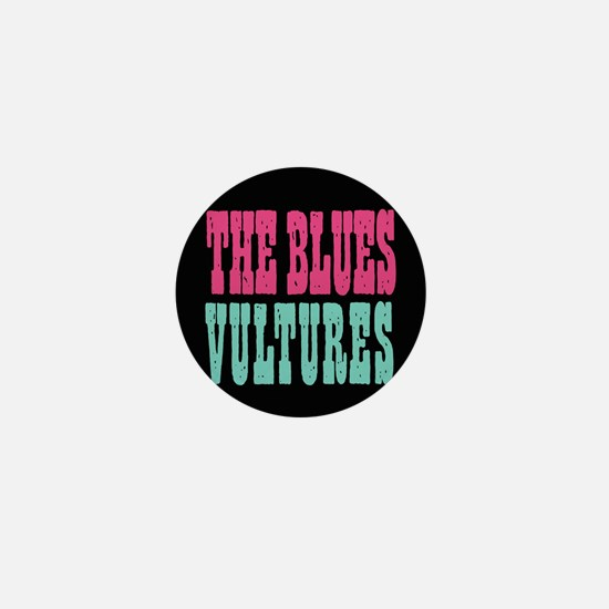 The Blues Vultures Mini Button