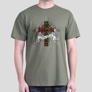MacPhail Tartan Cross Dark T-Shirt