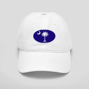 sc_flag_tp Baseball Cap