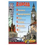 RADCAB Large High School Poster 23x35 Large Poster
