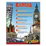 Radcab Small High School Poster 16x20 Small Poster