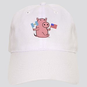 USA AND GUATEMALA Cap