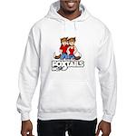 Foxtails, Inc. Kit & Kat Hoodie