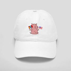 USA AND MONGOLIA Cap