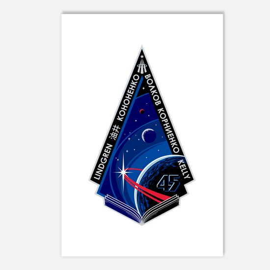 Expedition 45 Postcards (Package of 8)