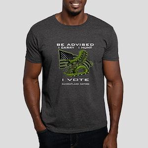 Be Advised Dark T-Shirt