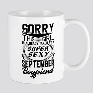 This Girl Is Taken By A Super Sexy September Boyfr