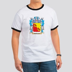 Fernley Coat of Arms - Family Crest T-Shirt