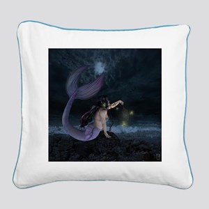 Lightbearer Square Canvas Pillow
