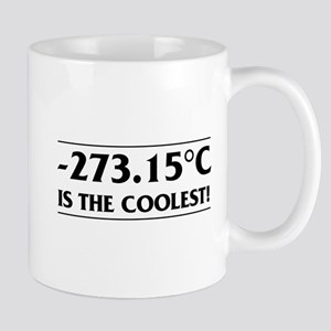 -273.15 C is The Coolest! Mugs