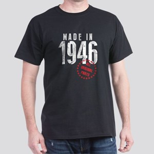 Made In 1946, All Original Parts T-Shirt