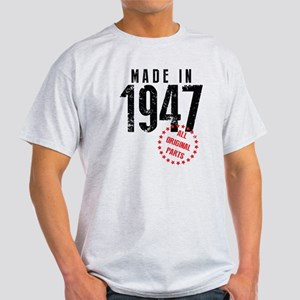 Made In 1947, All Original Parts T-Shirt