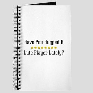 Hugged Lute Player Journal