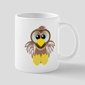 Cute Little Goofkins Owl Mug