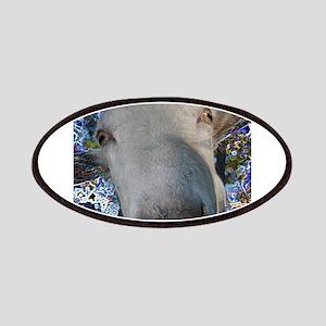 Goat design for caprine fans Patches