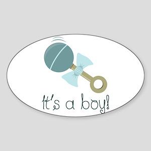 Its A Boy! Sticker