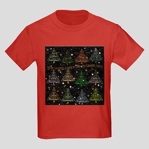 Harvest Moons Art Nouveau Trees T-Shirt