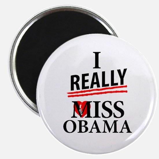 I Really Miss Obama Magnets